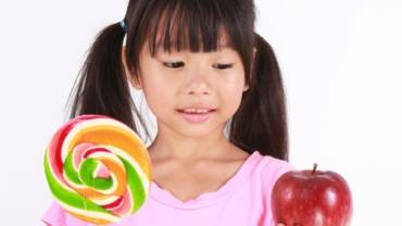 How To Create E's When Our Children Want Unhealthy Foods