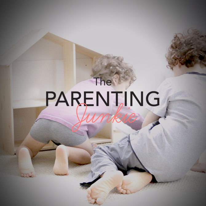 Sandra Fazio - Interviews The Parenting Junkie